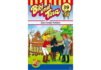 WARNER MUSIC GROUP GERMANY Bibi und Tina 39: Das Findel-Fohlen
