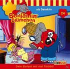 Benjamin Blümchen - Folge 024:...als Detektiv -...