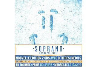 Soprano - Cosmopolitanie (En route vers i'everest) [CD]