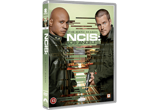 NCIS Los Angeles S6 Action DVD