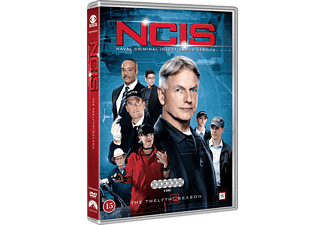 NCIS S12 Action DVD