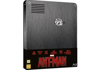 Ant-Man Steelbox Action Blu-ray