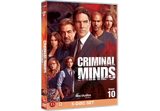 Criminal Minds S10 Drama DVD