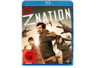 Z Nation - Staffel 1 - (Blu-ray)