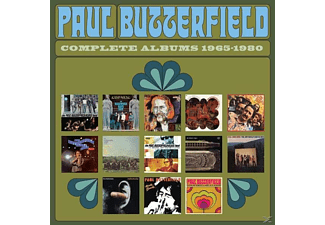 Paul Butterfield - Complete Albums1965-1980 - (CD)