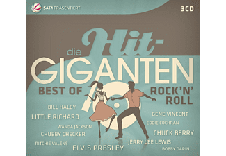 VARIOUS - Die Hit Giganten Best of Rock´n´Roll - (CD)