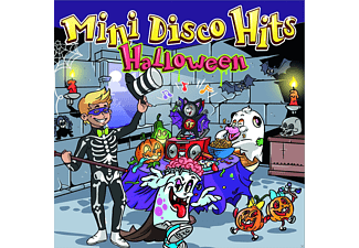 VARIOUS - Mini Disco Hits-Halloween [CD]