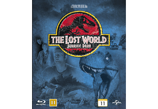 Jurassic Park - The Lost World Action Blu-ray