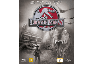 Jurassic Park 3 Action Blu-ray