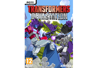 Transformers Devastation PC