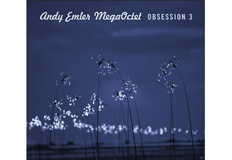 Andy Emler Megaoctet - Obsession 3 [CD]