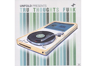 VARIOUS - Tru Thoughts Funk [CD]