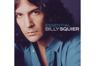 Billy Squier - THE ESSENTIAL BILLY SQUIER [CD]