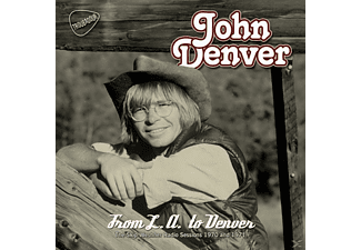 John Denver - From L.A To Denver (Skip Weshner Ra - (Vinyl)