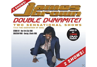James Brown - Double Dynamite - (DVD)