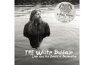The White Buffalo - Love And The Death Of Damantion - (Vinyl)