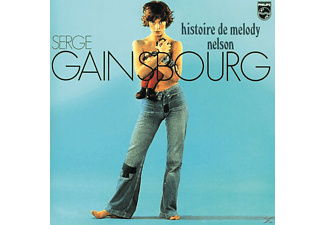 Serge Gainsbourg - Histoire De Melody Nelson - (CD)