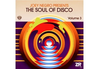 Joey Negro Presents, VARIOUS - The Soul Of Disco Vol.3 - (CD)