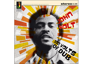 John Holt - 500 Volts Of Dub - (CD)