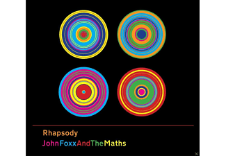 John And The Maths Foxx - Rhapsody - (CD)