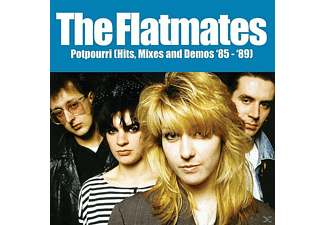 The Flatmates - Potpourri (Hits,Mixes And Demos '8 - (Vinyl)