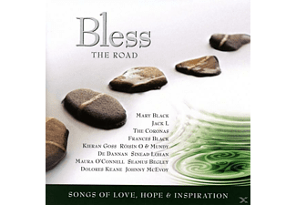 VARIOUS - Bless The Road/Songs of Love,Hope & Inspiration - (CD)