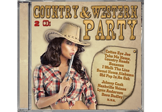 VARIOUS - Country & Western Party [CD]