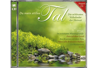 VARIOUS - Du Mein Stilles Tal [CD]
