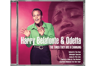 Harry / Odetta Belafonte - Harry Belafonte & Odetta [CD]