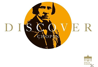VARIOUS - Discover Chopin [CD]