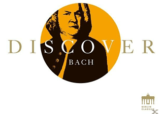 VARIOUS - Discover Bach [CD]
