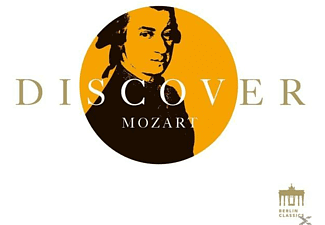 VARIOUS - Discover Mozart [CD]