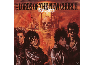 Lords Of The New Church - Rockers - (CD)