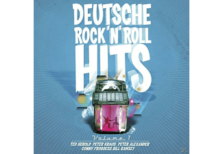 VARIOUS - Deutsche Rock 'n' Roll Hits Vol.1 - (CD)