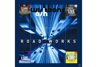 Ash Wishbone - Road Works - (CD)