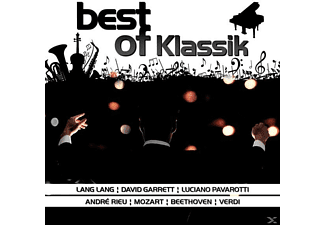 VARIOUS - Best of Klassik [CD]