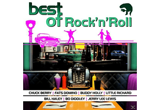 VARIOUS - Best of Rock'n'roll - (CD)