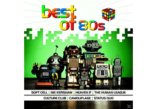 VARIOUS - Best Of 80s - (CD)
