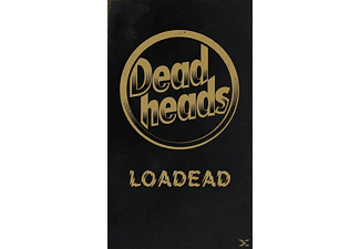Deadheads - Loadead (Ltd.CD & T-Shirt) - (CD + T-Shirt)