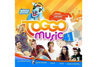 VARIOUS - Toggo Music 41 - (CD)