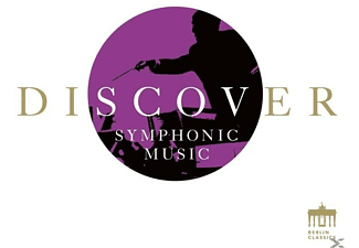 VARIOUS - Discover Symphonic Music - (CD)
