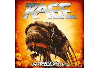 Rage - The Refuge Years (Album-Box/Fan.Box) [CD]