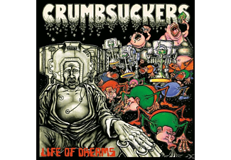 Crumbsuckers - Life Of Dreams (Ltd.Clear/Black/White Splatter Vi [Vinyl]