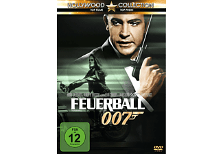 James Bond - Feuerball - (DVD)