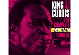 King Curtis - Complete Atco Singles - (CD)