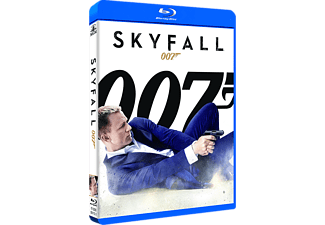Skyfall Action Blu-ray