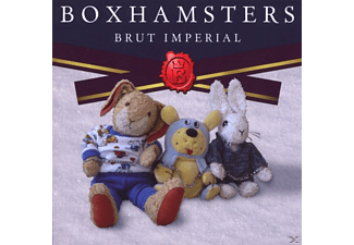 Boxhamsters - Brut Imperial - (CD)