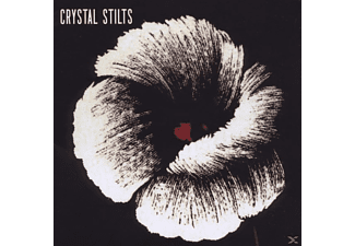 Crystal Stilts - Alight Of Night - (CD)