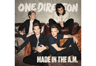 One Direction - Made in the A.M. [CD]