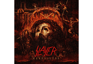 Slayer Repentless CD + DVD